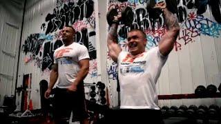 Download Rebuilt Training With James Grage: 10 Week Workout Plan for Hypertrophy | Day 1 Shoulders Video
