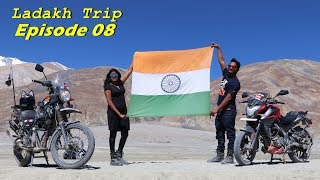 Download Khardung La & Pangong Lake is The Most Beautiful Places in Ladakh Video