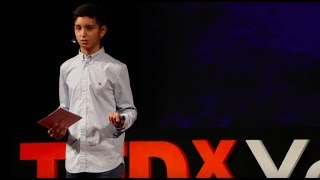 Download Diamond mining's hidden cost: children | Shaan Suri | TEDxYouth@ISPrague Video