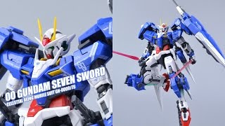 Download 【评头论足】BANDAI PB 网络限定 RG 00高达七剑00模型GUNDAM SEVEN SWORD GUNPAL REVIEW Video