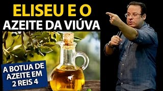 Download Eliseu e a multiplicação do azeite da viúva | 2 reis 4 | Felipe Seabra Video