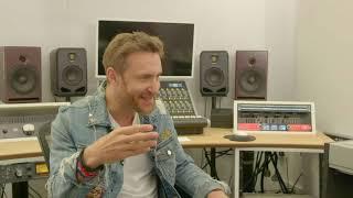 Download My First Performance: David Guetta Video