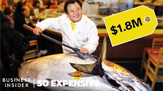 Download Why Bluefin Tuna Is So Expensive | So Expensive Video