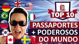 Download Top 10: Os Passaportes Mais Poderosos do Mundo Video