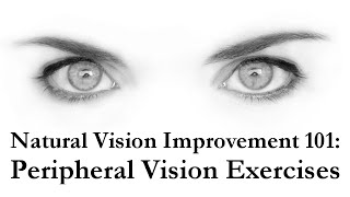 Download Vision 101: Peripheral Vision Training: Expanding Span of Awareness Video