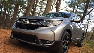 Download Honda CR-V Touring 2017 Review Video