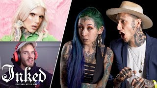 Download Tattoo Artists React to YouTuber's Tattoos | Tattoo Artists Answer Video