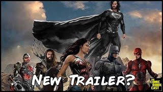 Download New Justice League Trailer This Week Rumors & Thoughts Video