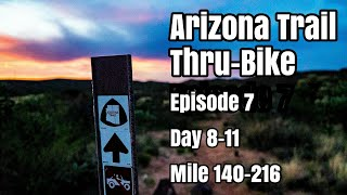 Download Insane 26 mile Mt Lemmon Climb, Oracle AZ, Ben's Bikes Tucson. Arizona Trail Mile 140-216 Episode 7 Video