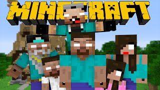 Download If Herobrine had a Family - Minecraft Part 1 Video
