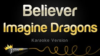 Download Imagine Dragons - Believer (Karaoke Version) Video