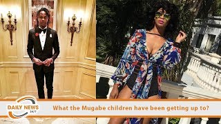 Download What the Robert Mugabe children have been getting up to? Video