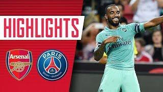 Download GOAL FEST! | FULL Highlights of Arsenal v PSG 5-1 Video