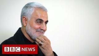 Download Qasem Soleimani: US kills top Iranian general in Baghdad air strike - BBC News Video