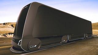 Download Future Volvo Truck Concept Video