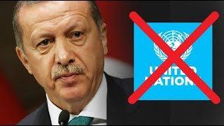 Download Wararkii ugu Danbeeyey Erdogan oo Kudhawaaqay inay BurBurtay Qaramada Midoobay Gabi ahaanba Part 1 Video