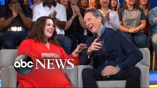 Download Melissa McCarthy and Richard E. Grant open up about 'Can You Ever Forgive Me?' Video