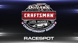 Download World of Outlaws Craftsman Late Model Championship Series | Round 11 at Dirt Track at Charlotte Video