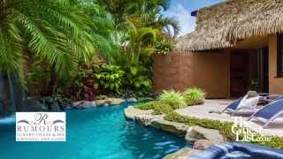 Download Rumours Luxury Spa and Villas Rarotonga Cook Islands Video