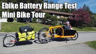 Download 17Ah 36V Ebike Battery Range Test Video