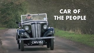 Download What's the Greatest Machine of the 1930s...the Morris Eight? Video