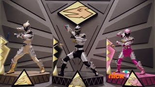 Download Power Rangers Dino Super Charge - Love at First Fight - Megazord Fight (Episode 11) Video