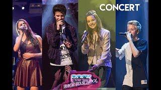 Download Rock Back to School Concert Performances Video