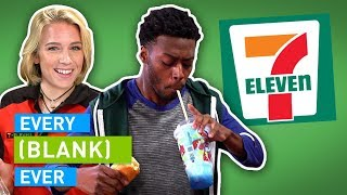 Download EVERY 7-ELEVEN EVER Video