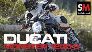 Download Ducati Monster 1200 S 2017: Prueba Naked Video
