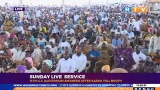 Download #SUNDAY LIVE SERVICE. (15/9/2019) Video