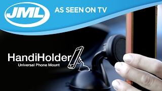 Download HandiHolder: Magnetic Phone and Tablet Car Holder from JML Video