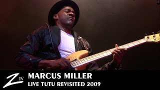 Download Marcus Miller - Tutu Revisited - LIVE Video