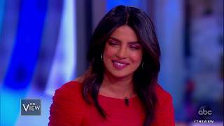 Download Priyanka Chopra Jonas on why ″marriage feels so different″ and new YouTube special   The View Video