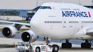 Download Tribute to the Boeing 747 Air France Video