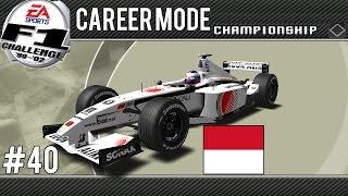 Download F1 Challenge 99-02   Career Mode   Part 40 Monaco Video