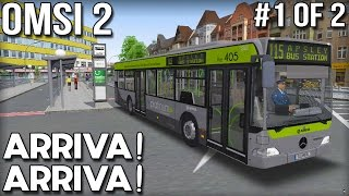 Download Arriva Arriva! OMSI 2 Bus Simulator (Part 1 of 2) Video