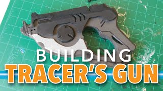 Download Building Tracer's Gun, pt. 2 | Cosplay Budget Builds Video