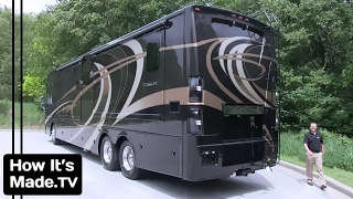 Download Luxury Motorhomes & RVs: How They Are Made Video