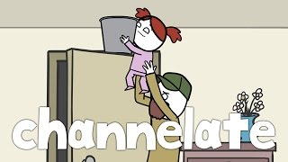 Download Explosm Presents: Channelate - Prank Video