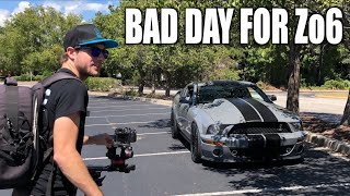Download ThatDudeinBlue Reviewing my Shelby GT500 behind the scene Video