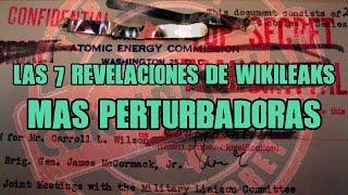 Download Las 7 revelaciones de Wikileaks más perturbadoras Video