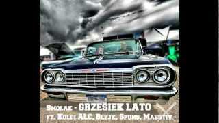 Download Smolak - Grzesiek Lato (ft. Koldi Alcomind,Blejk,Spons,Masstiv) Video