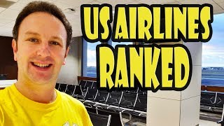 Download The Best and Worst Airlines in the USA Video