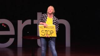 Download The power of storytelling | Andrea Gibbs | TEDxPerth Video