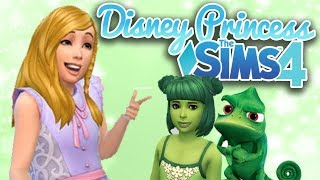 Download A New Friend | Ep. 26 | Sims 4 Disney Princess Challenge Video
