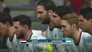 Download ركلات الترجيح   مصر ضد الارجنتينPES 2017   Egypt VS argentina Video