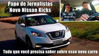 Download Papo de Jornalistas - a bordo do novo Nissan Kicks Video