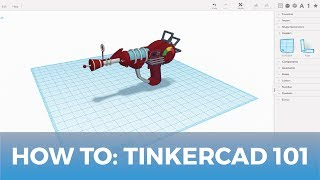 Download How To: Use Tinkercad 3D Design Software 101 Video