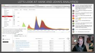 Download A Look at the Vlogbrothers Analytics Video