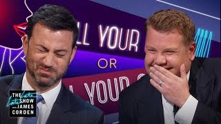 Download Spill Your Guts or Fill Your Guts w/ Jimmy Kimmel Video